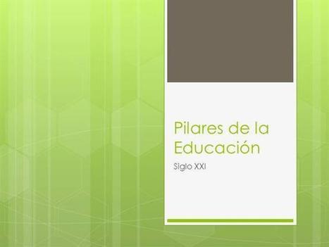 Pilares de la Educación 1 Ppt Presentation | Práctica | Scoop.it