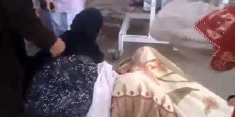 Video of woman giving birth on the street draws social media outrage   Égypt-actus   Scoop.it