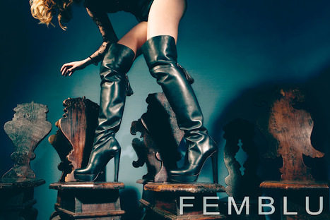 Femblu Collection Autumn Winter 2012 - 2013 | Le Marche & Fashion | Scoop.it