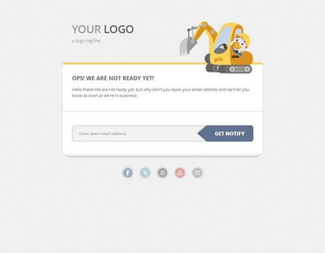 YITH Maintenance Mode: launch your website and products | Your Inspiration Themes | free Wordpress Plugin | Scoop.it