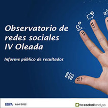 4º Observatorio de Redes Sociales: The ... - Blog Social Media | Social Media | Scoop.it
