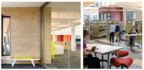 10 Steps to a Better Library Interior: Tips That Don't Have To Cost a Lot | Library by Design | School Research, Information, & Library Pearls | Scoop.it