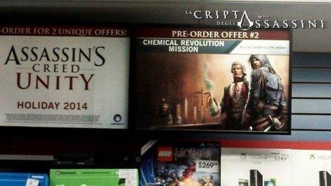 Público.es - Videojuegos - El primer DLC para Assassin's Creed: Unity ya tiene química | videojueos | Scoop.it