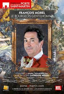 Le bourgeois Gentilhomme au théâtre de la Porte Saint Martin - Lutetia : une aventurière à Paris | Paris Secret et Insolite | Scoop.it