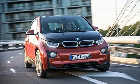 BMW i3 pioneers use of carbon fiber in mass-produced cars | Transportation & Composites | Scoop.it