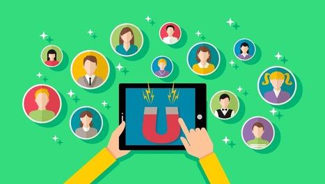 Content Marketing : comment attirer des prospects grâce aux « lead magnets » ?   Content Marketing, Marketing par Contenus et Brand Content   Scoop.it