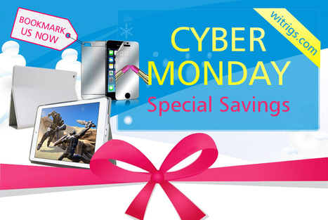 2013 Cyber Monday Special Savings on Witrigs.com | Do iphone 5s need screen protectors | Scoop.it