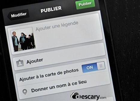 Instagram: identifiez vos contacts qui apparaissent sur vos photos | Uso inteligente de las herramientas TIC | Scoop.it