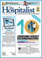 Applied Psychology Improves Hand Hygiene in Hospitals :: Article - The Hospitalist | C.E project | Scoop.it