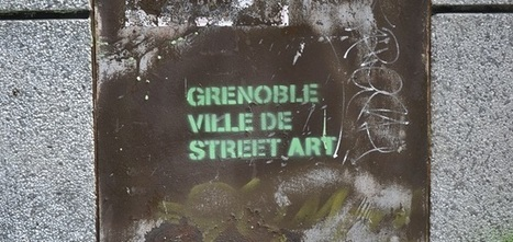 45 artistes travaillent à l'air libre sur 6 fresques monumentales #Grenoble Street Art Fest | Street-art Design Grafititi et Gros minet | Scoop.it
