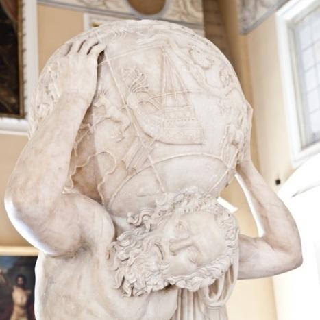 Mitología griega: el mito de Atlas | Mitología clásica | Scoop.it