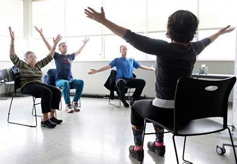 Yoga class for those with Parkinson's disease | Parkinson's &  ALS Disease | Scoop.it