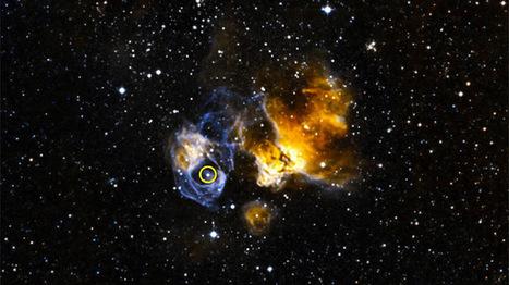 Détection de la première binaire gamma extragalactique | C@fé des Sciences | Scoop.it