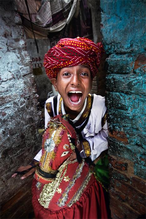 Kathputli colony | Serge Bouvet, photographe reporter | PHOTOGRAPHERS | Scoop.it