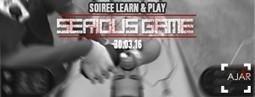 #AJAR Soirée Learn & Play : Serious Game le 30 mars 2016 - AJAR - Association des Jeunes Anesthésistes-Réanimateurs   SeriousGame.be   Scoop.it