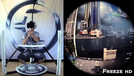 Top 5 Virtual Reality Gadgets of the Future | I didn't know it was impossible.. and I did it :-) - No sabia que era imposible.. y lo hice :-) | Scoop.it