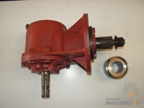 Jts Agricultural Slasher Gearbox 40h/p JTS A | Gearboxes Drives | Scoop.it