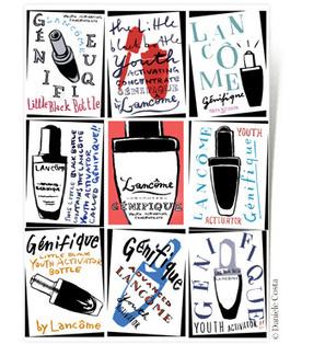 L'expo cosmétique, signée Lancôme | beauté & santé | Scoop.it