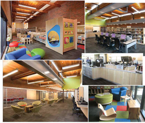 Library by Design Building Tour | A Green Beacon  | Designing | Scoop.it