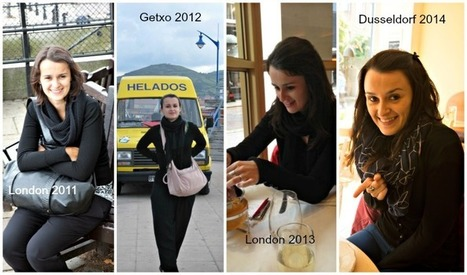Travel outfits throughout the years - Wonderful Wanderings | From WonderfulWanderings.com | Scoop.it