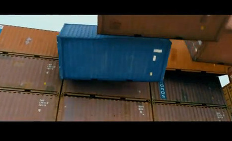 CGI Supplies Shipping Containers for the Movie Contraband starring Mark Wahlberg | Tom Stitt's Container Innovation Scoop.it! | Scoop.it