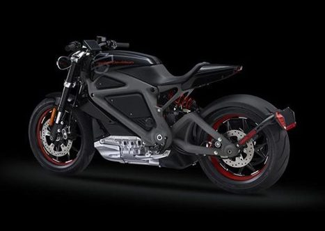 Test Driving Harley-Davidson's First Electric Motorcycle   How cool it is?!   Scoop.it