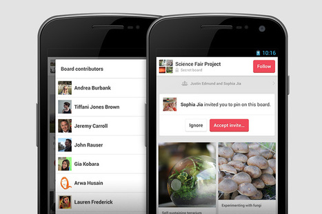 Oh, How Pinteresting!, Pinterest Android App: Version 1.3 | Everything Pinterest | Scoop.it