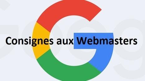 Après la Quality Update, Google met à jour ses Consignes SEO aux webmasters | Mon Community Management | Scoop.it