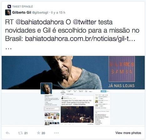 Twitter Lance Une Nouvelle Version Pour Les Profils | Emarketinglicious | Médias sociaux et tout ça | Scoop.it