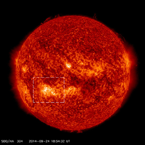 NASA-Funded Rocket Has Six Minutes to Study Solar Heating | Global Sustainable Energy | Scoop.it