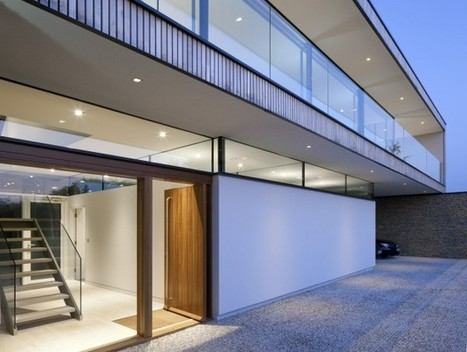 Hurst House by John Pardey Architects and Strom Architects » CONTEMPORIST | Urbanism 3.0 | Scoop.it