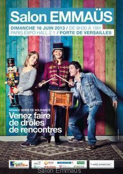 Le Salon Emmaüs 2013, Porte de Versailles | Paris | Scoop.it