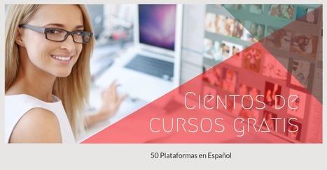 50 sitios web con cursos gratis@LibrotkDigital @cinacio06   #socialmedia #rrss #economia   Scoop.it