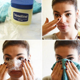 How To Remove Makeup: Useful Tips For Removing Eye Makeup ~ Makeup Queen | Make Up Fantasy | Scoop.it