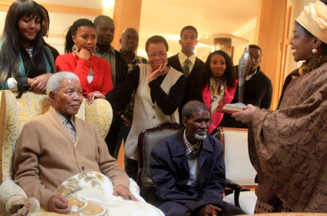 Nelson Mandela Biography | Black History Month Resources | Scoop.it
