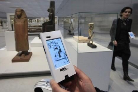 Anne Lamalle (Louvre-Lens) : « La médiation multimédia permet de rendre vivante et collective la découverte du musée » | Museums and Digital Media | Scoop.it
