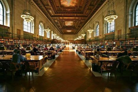 Rénovation de la New York Public Library : premières images | Enssib | Bibliothèques en évolution | Scoop.it