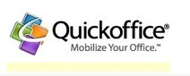 It's war: Google + Quickoffice vs. Microsoft Office everywhere | ZDNet | Real Estate Plus+ Daily News | Scoop.it