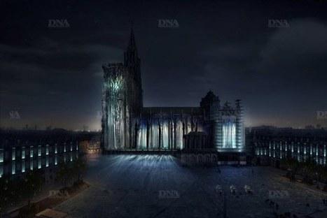 « La Lumière intemporelle » projetée sur la place du Château cet été | Strasbourg Eurométropole Actu | Scoop.it