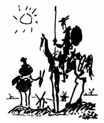 Imagining Don Quixote - European studies blog | Humanitatic 3.0 | Scoop.it