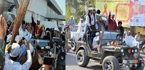 મોદીના ગઢમાં કેજરીવાલનો આજથી ગુજરાત પ્રવાસ | News | Scoop.it