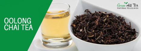 Oolong Chai Tea Helps Sharpen your Thinking Skills and Improve Mental Alertness   Green Hill Tea Blog   Green Tea   Scoop.it