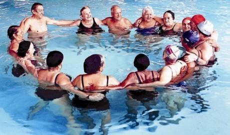 Natação na Melhor Idade-Saúde é Essencial | Tudo 10 | Natação para idosos | Scoop.it