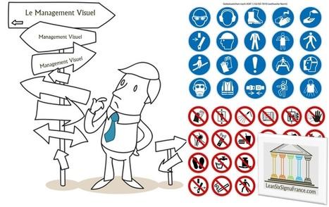 Privilégier le visuel au texte avec le Management Visuel [Chapitre 3.5 - Les outils du lean] - LeanSixSigmaFrance.com | Lean Six Sigma, Lean Startup & Agile Skills | Scoop.it