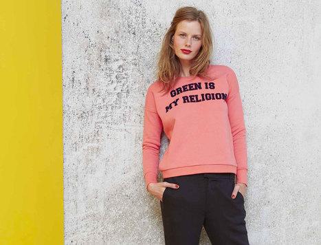 La mode à message d'Ekyog pour une rentrée 100 % bio   La mode en France   Scoop.it