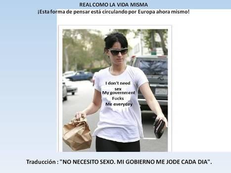 La Camiseta de Moda | Reflejos | Scoop.it
