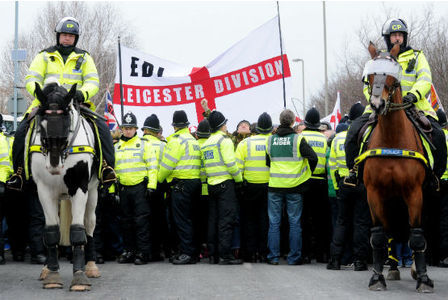 Death threats sent to two EDL members ahead of Bristol march | The Indigenous Uprising of the British Isles | Scoop.it
