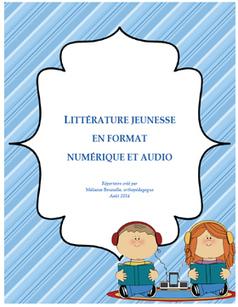 Littérature jeunesse en format numérique et audio | | Ressources éducatives libres (OCW, OEC et REL) | Scoop.it