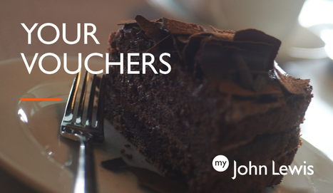 John Lewis unveils loyalty scheme featuring tailored rewards based on ... - The Drum | UK IT Equipment Retailers | Scoop.it