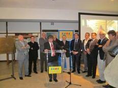 Inauguration de la plaque UNESCO au Mont Aigoual / Actualités des services / Actualités / Accueil - Les services de l'État en Lozère | Les Cévennes et l'UNESCO | Scoop.it